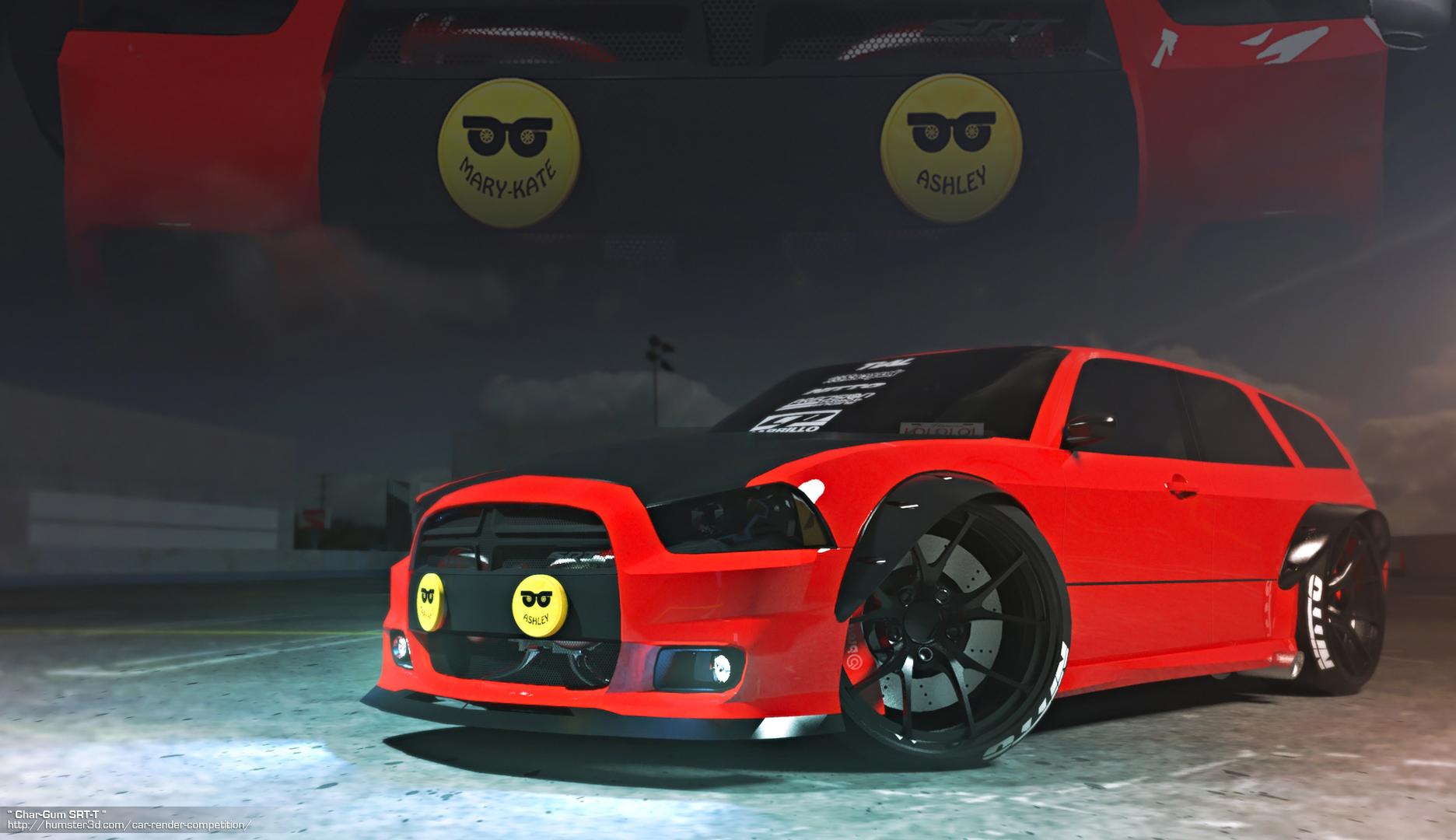 CharGum SRT-T