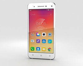 Lenovo Vibe S1 Pearl White 3D model