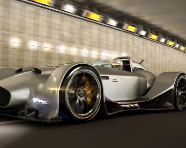 Mercedes Benz V12 concept