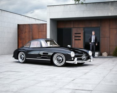 """The Legend"" Mercedes-Benz 300 SL"