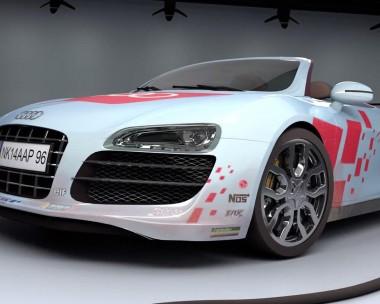 Audi R8 Spyder - Sport