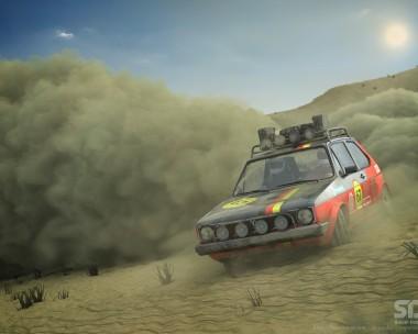 Volkswagen Golf Mk. I (Rally)