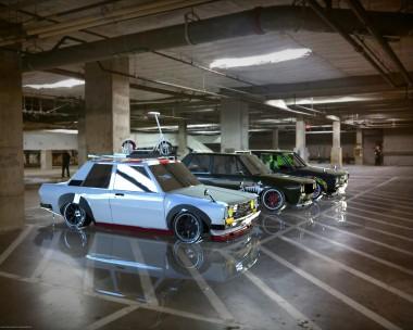 Datsun 510 Club Meet