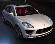 Porsche Macan enlarged