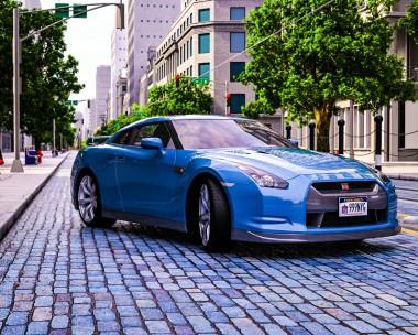 Street Nissan GTR