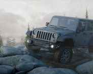 Jeep Rubicon 10th Anniversary