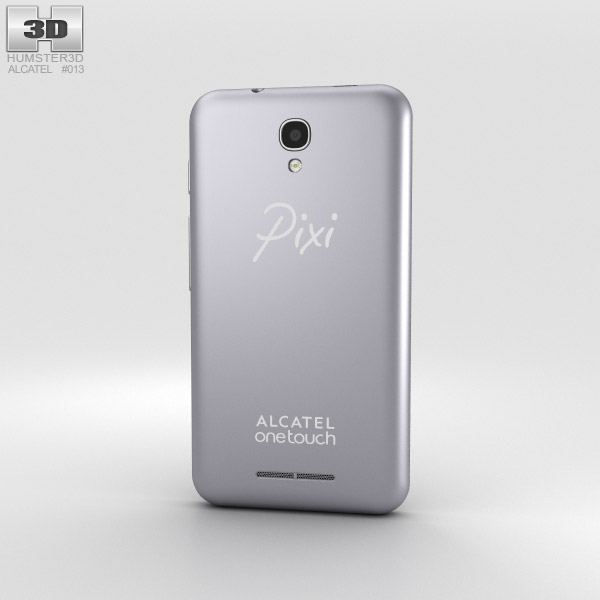 how to change message tone on alcatel one touch pixi