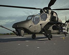 Eurocopter Tiger 3D model