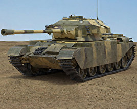 Centurion 3D model