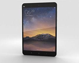 Xiaomi Mi Pad 2 Dark Grey 3D model