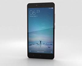 Xiaomi Redmi Note 2 Pink 3D model