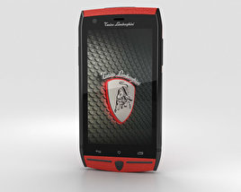 Tonino Lamborghini 88 Red 3D model