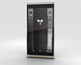 Turing Phone Beowulf 3D model