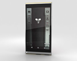 Turing Phone Pharaoh 3D model