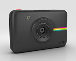 Polaroid Snap Instant Digital Camera Black 3D model
