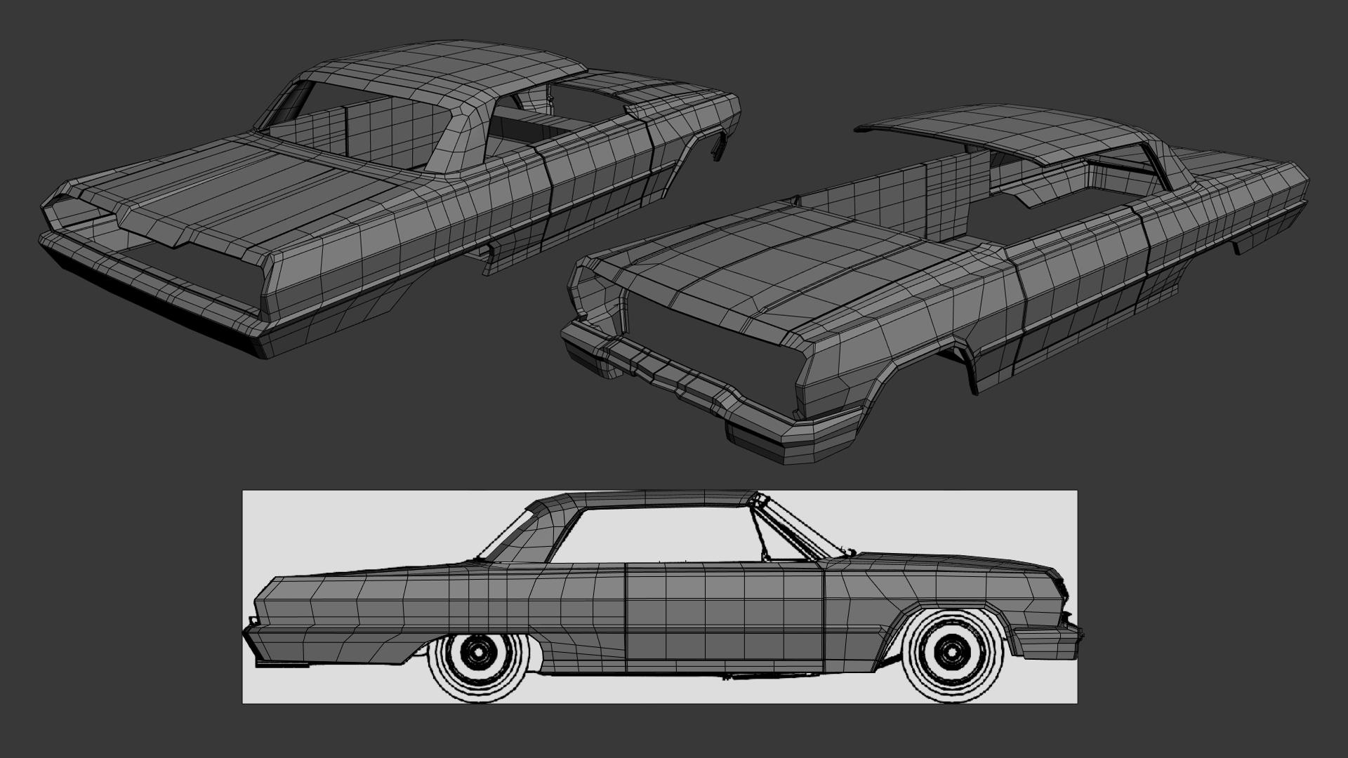 Modeling of Impala