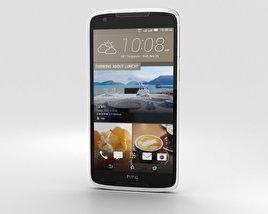 HTC Desire 828 Dual Sim Pearl White 3D model