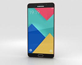 Samsung Galaxy A9 (2016) Pink 3D model