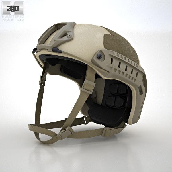 Ops-Core FAST Helmet 3D model