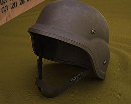 PASGT Helmet 3D model