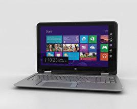 HP ENVY x360 (2014) 3D model