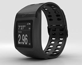 Nike+ SportWatch GPS Black 3D model