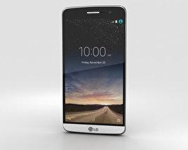 LG Ray Silver 3D model