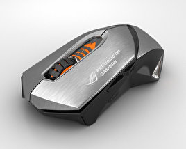 Asus ROG Eagle Eye GX1000 3D model