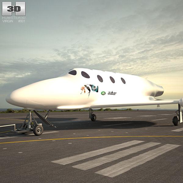 Spacecraft On Hum3D