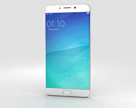 Oppo R9 Plus Rose Gold 3D model
