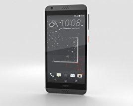HTC Desire 530 White Splash 3D model