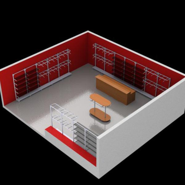 Clothing store download free 3d models for Schaukelstuhl 3d modell