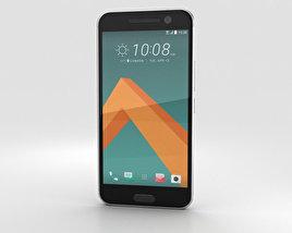 HTC 10 Glacier Silver 3D model