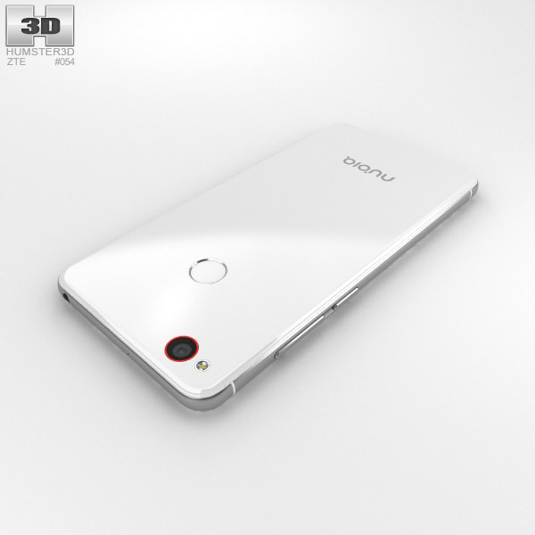 The Fire zte nubia z11 white whole case