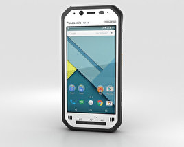Panasonic Toughpad FZ-N1 3D model