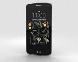 LG K5 Titan 3D model