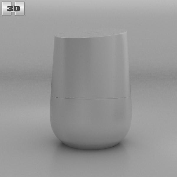 Google Home Speaker 3d Model Hum3d