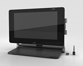 Wacom Cintiq 27QHD Touch 3D model