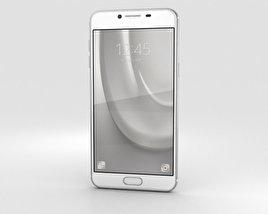 Samsung Galaxy C5 Silver 3D model