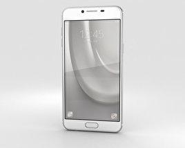 Samsung Galaxy C7 Silver 3D model