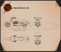 Honda Interstate 2013 Blueprint