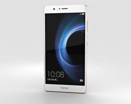 Huawei Honor V8 Rose Gold 3D model