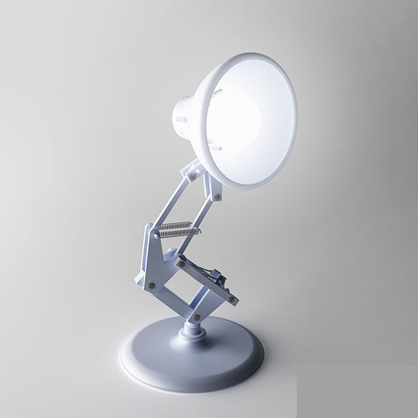 Pixar Lamp Luxo Download Free 3d Models