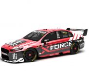 Super Black Racing Team car
