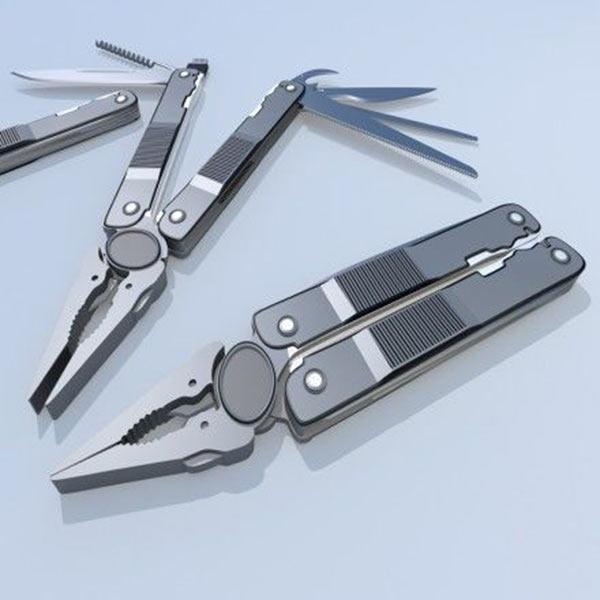 Multi Tool 3d model