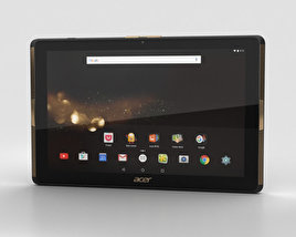 Acer Iconia Tab 10 A3-A40 3D model