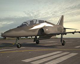 Hawker Siddeley Hawk 3D model