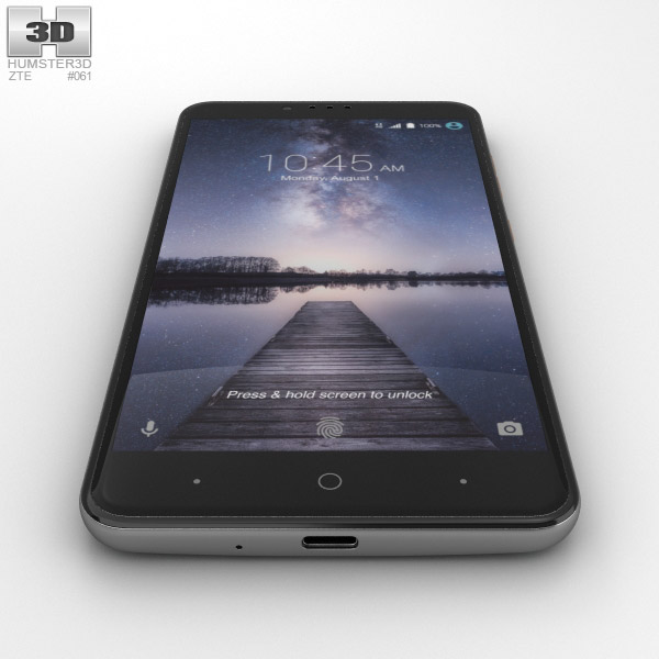 smartphone zte zmax pro b20 here you have