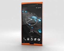 Lumigon T3 Orange 3D model