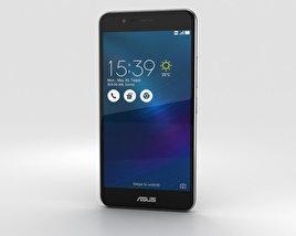 Asus Zenfone 3 Max Titanium Grey 3D model
